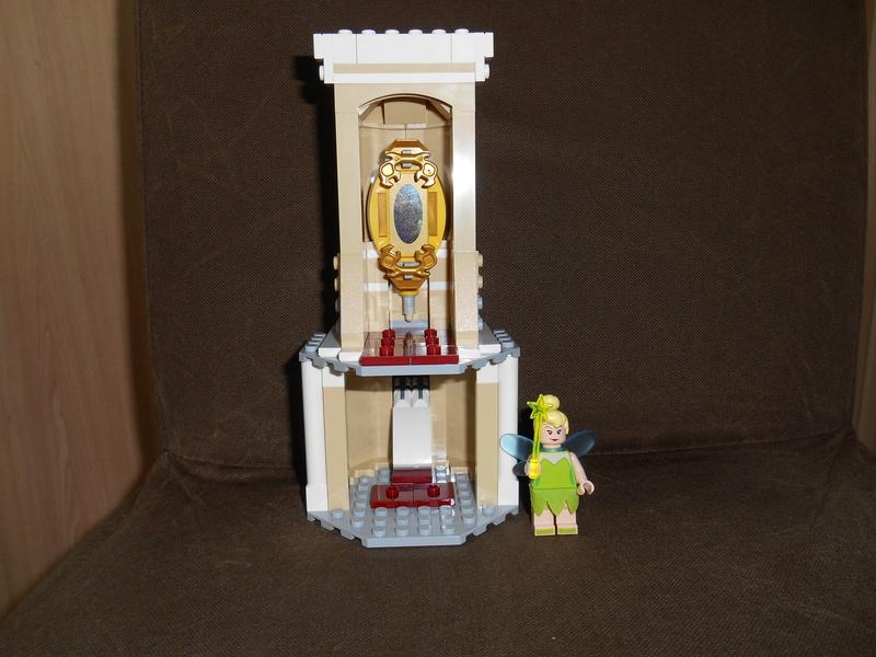 LEGO 71040 Chateau Disney Dscn4116