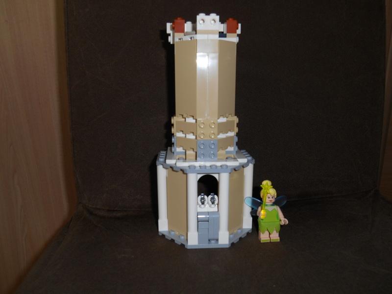 LEGO 71040 Chateau Disney Dscn4117