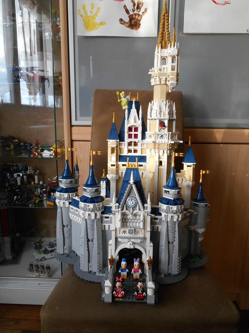 LEGO 71040 Chateau Disney Dscn4120