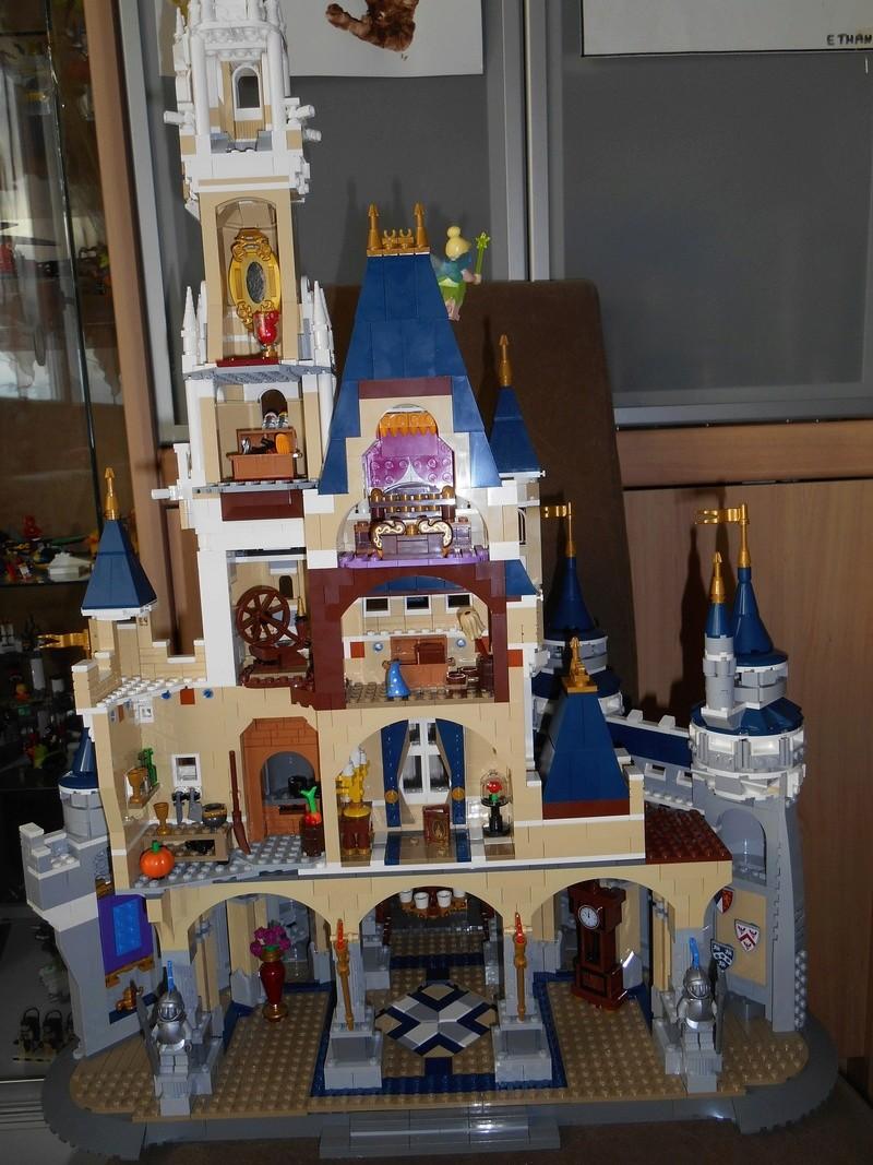LEGO 71040 Chateau Disney Dscn4121