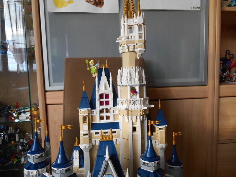 LEGO 71040 Chateau Disney Dscn4123