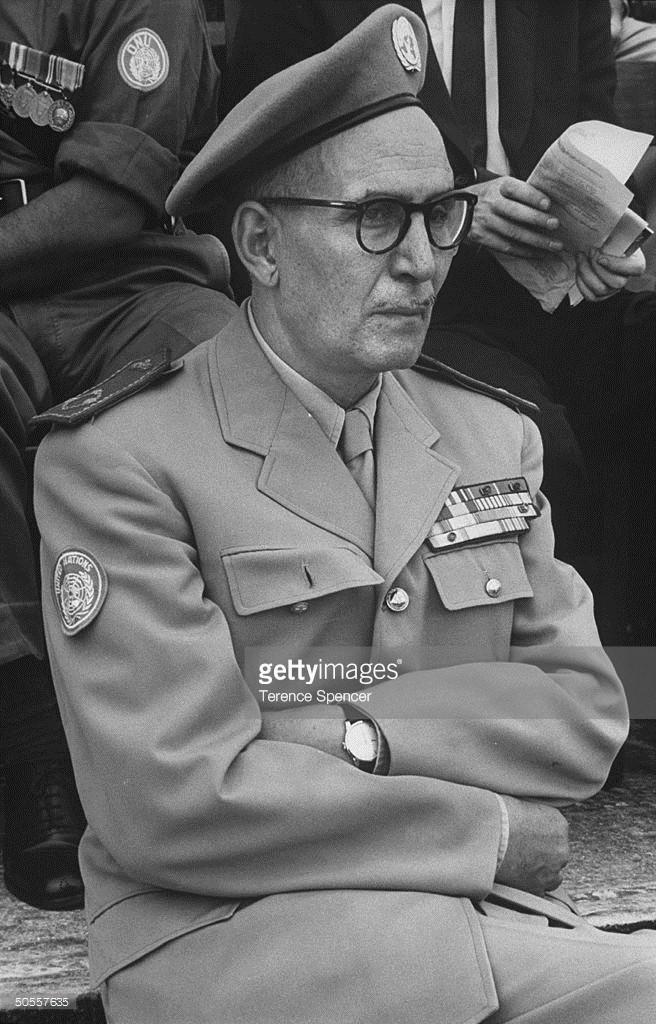 Benhammou El Kettani 1er Général des FAR 50557610