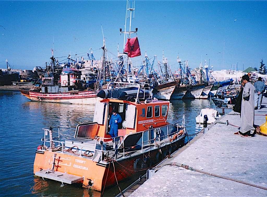 Sauvetage maritime au Maroc / service de recherche et de sauvetage  - Page 2 Clipb109