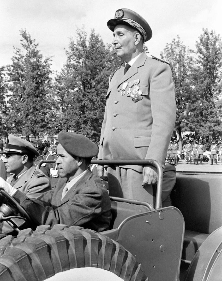 Benhammou El Kettani 1er Général des FAR Clipbo22