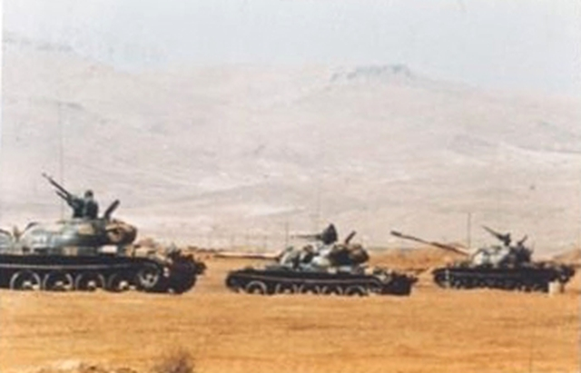 les FAR dans la Guerre d'octobre 1973 Clipbo34