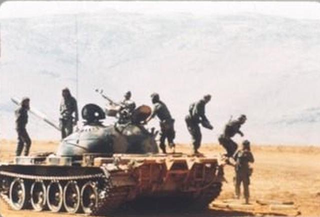 les FAR dans la Guerre d'octobre 1973 Clipbo36