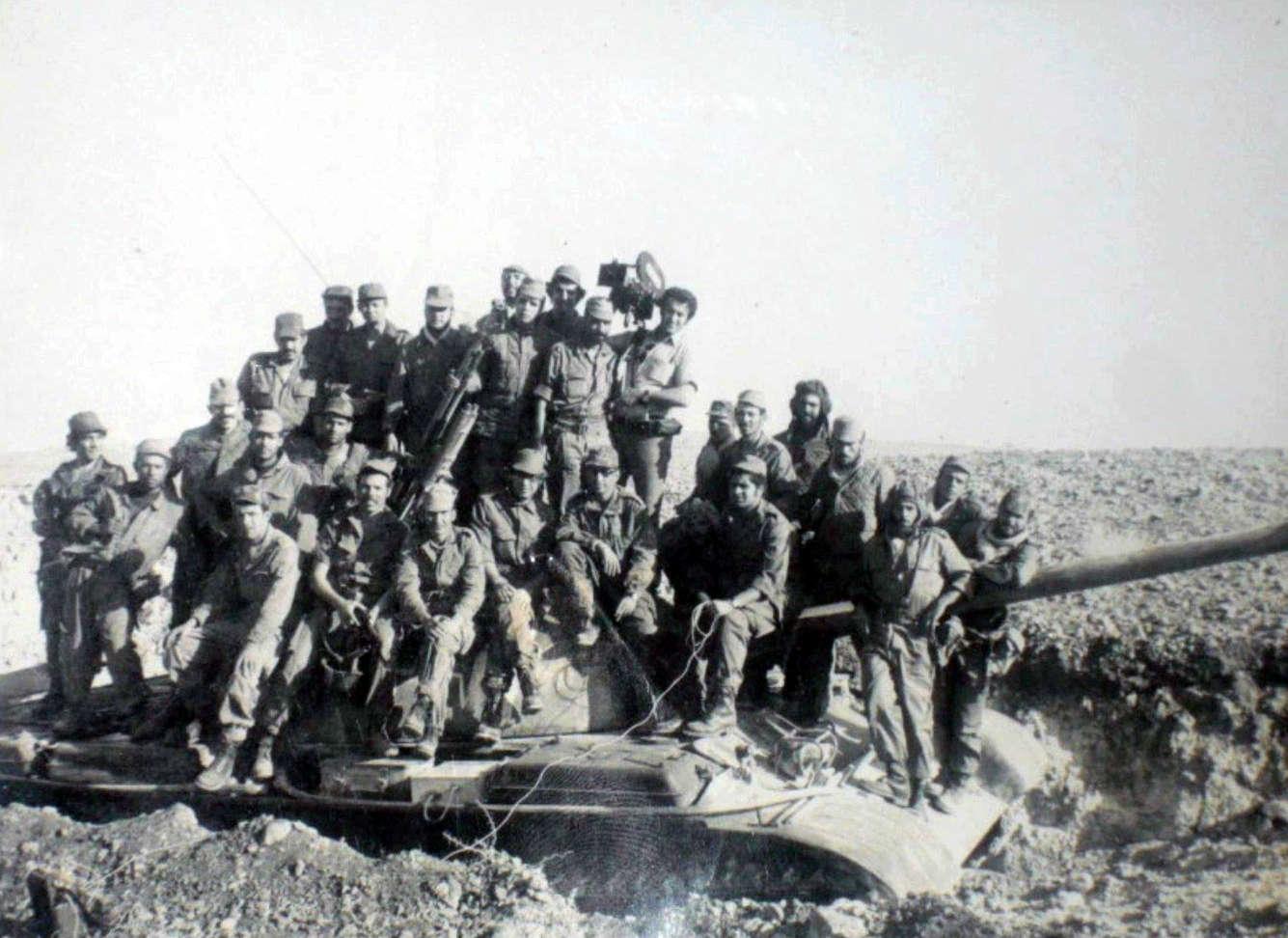 les FAR dans la Guerre d'octobre 1973 Clipbo37