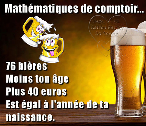 Humour en image du Forum Passion-Harley  ... - Page 38 Maths10
