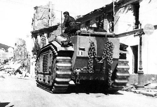 Char B1 Armée Française de 1944 B2_33310