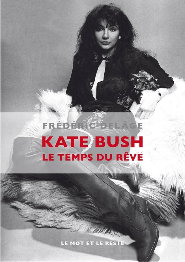 Le premier livre en français sur Kate Bush  15036310