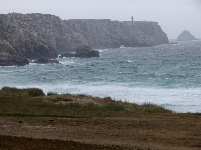 plage Penhir  un jour de pluie d'aout  Img_3314