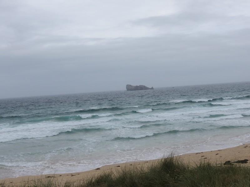 plage Penhir  un jour de pluie d'aout  Img_3316