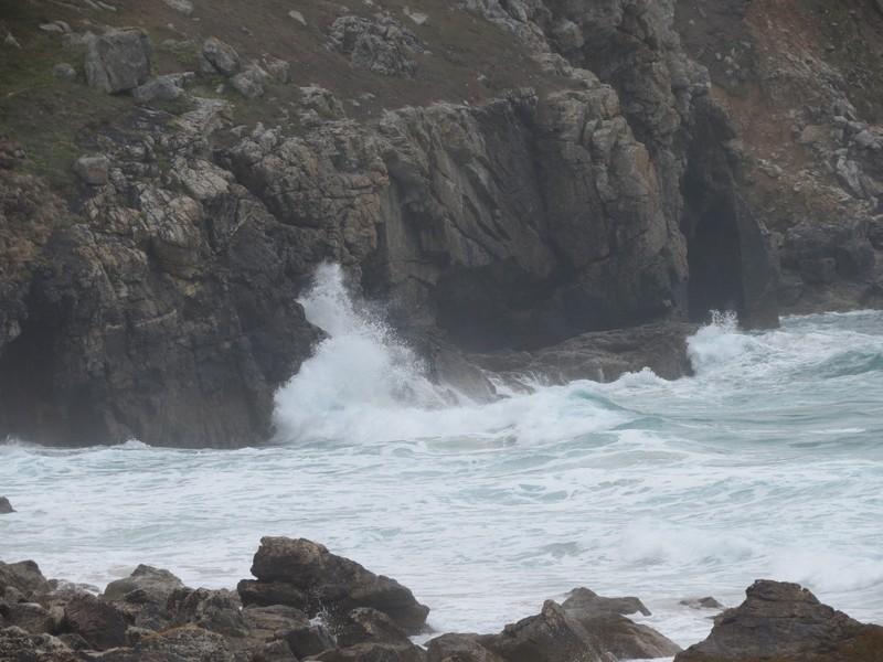 plage Penhir  un jour de pluie d'aout  Img_3319