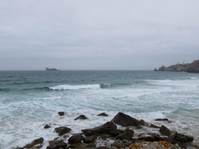 plage Penhir  un jour de pluie d'aout  Img_3410