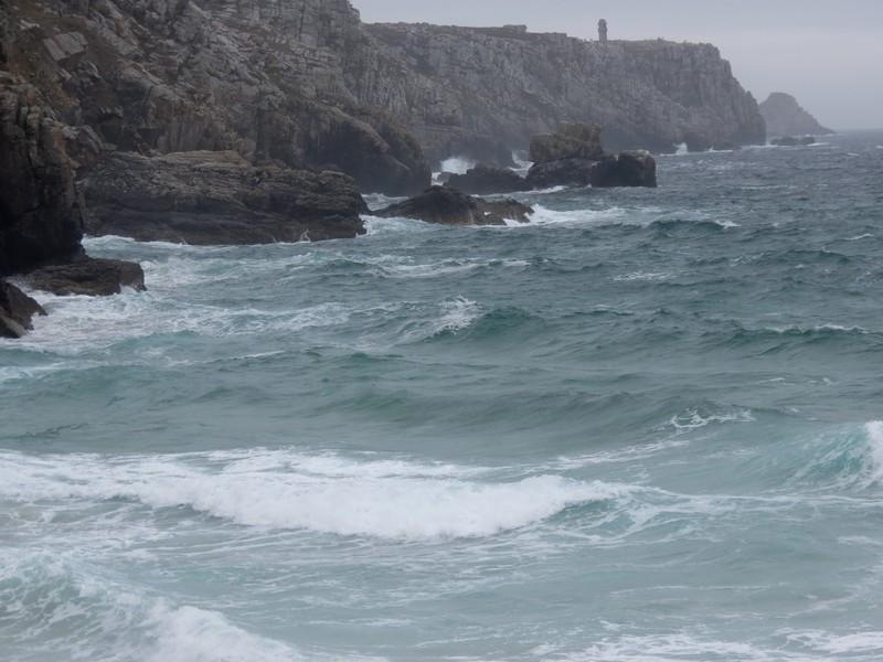 plage Penhir  un jour de pluie d'aout  Img_3411