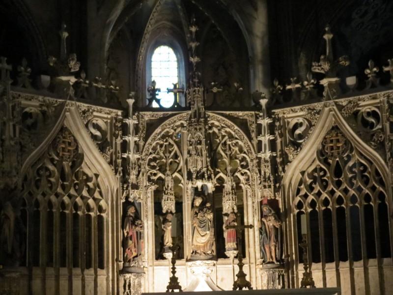 albi  ,sa cathédrale à découvrir Img_4913