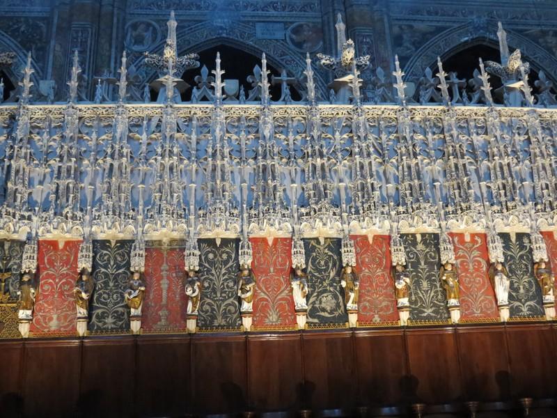 albi  ,sa cathédrale à découvrir Img_4915