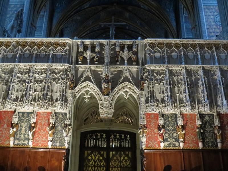 albi  ,sa cathédrale à découvrir Img_4918