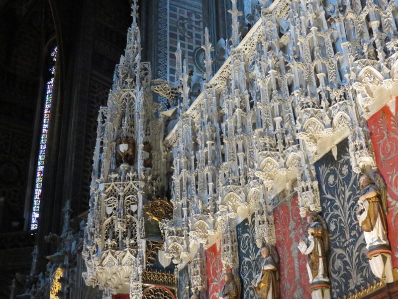 albi  ,sa cathédrale à découvrir Img_4921