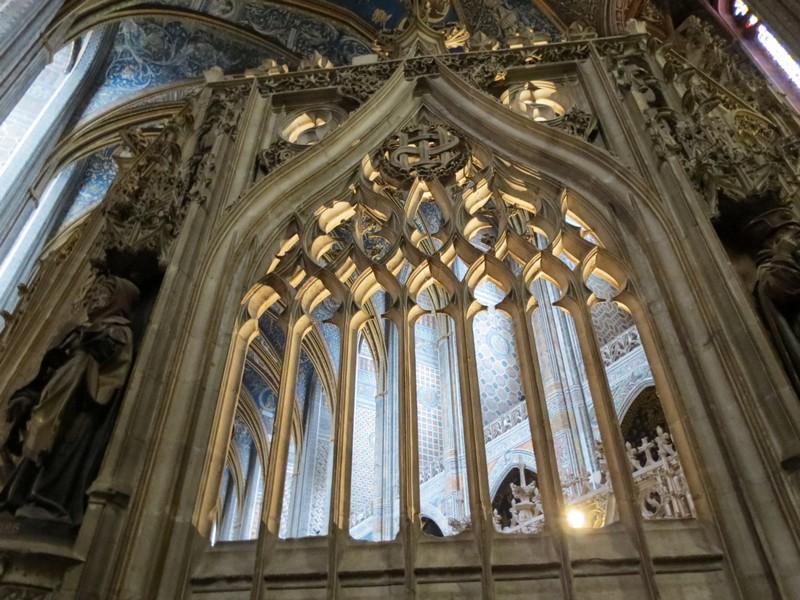 albi  ,sa cathédrale à découvrir Img_4922