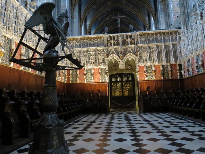 albi  ,sa cathédrale à découvrir Img_4923