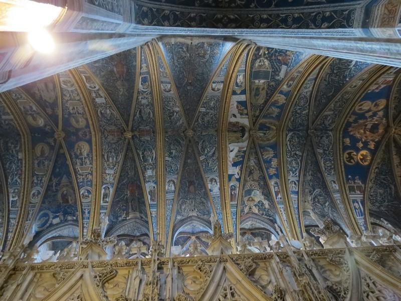 albi  ,sa cathédrale à découvrir Img_4924