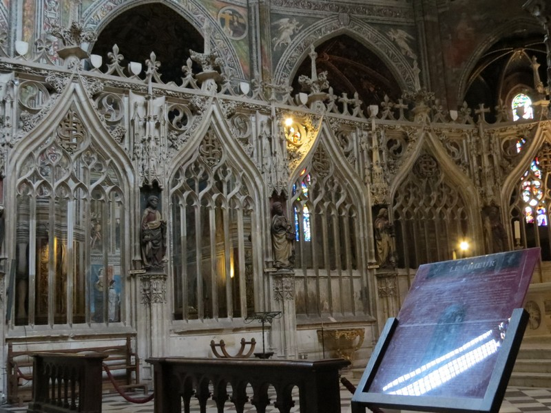 albi  ,sa cathédrale à découvrir Img_4926