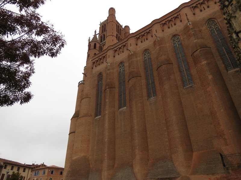 albi  ,sa cathédrale à découvrir Img_5010