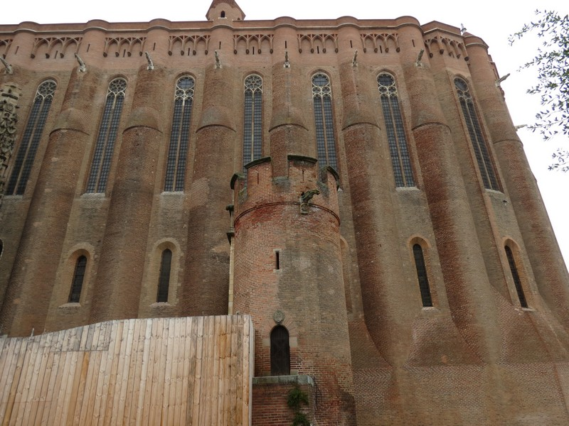 albi  ,sa cathédrale à découvrir Img_5013