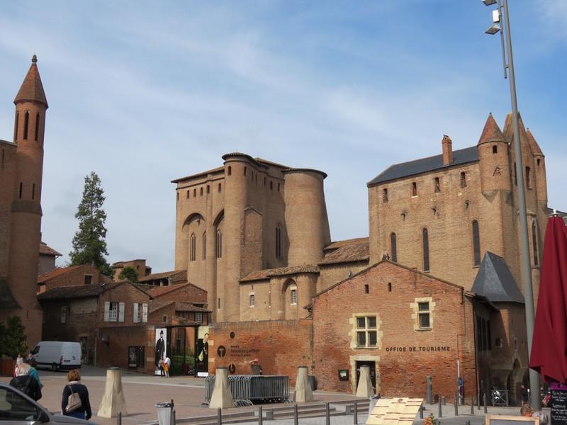 albi  ,sa cathédrale à découvrir Img_5020