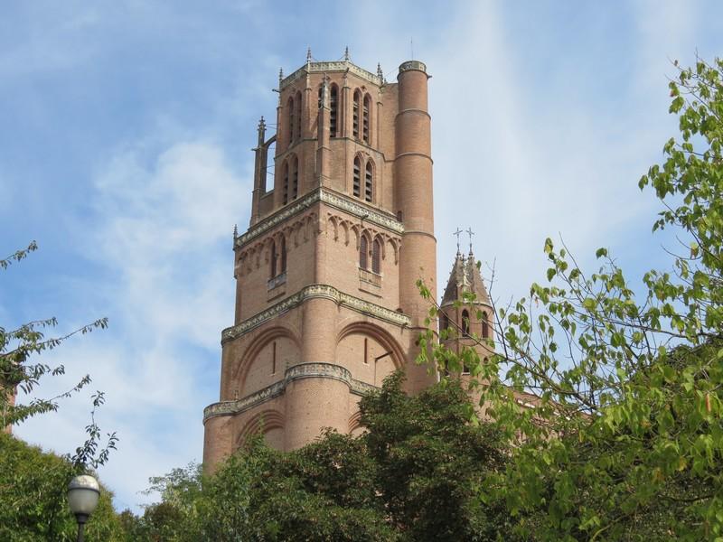 albi  ,sa cathédrale à découvrir Img_5110
