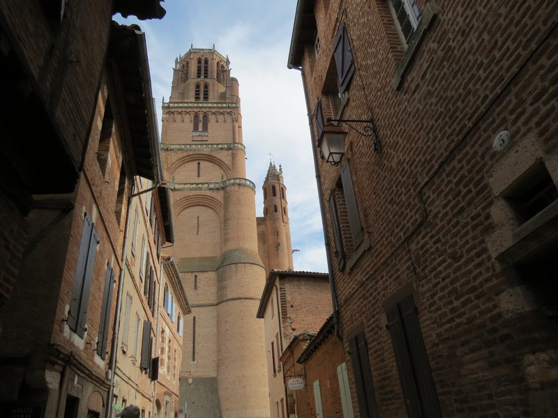 albi  ,sa cathédrale à découvrir Img_5111