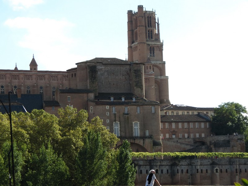 albi  ,sa cathédrale à découvrir Img_5210