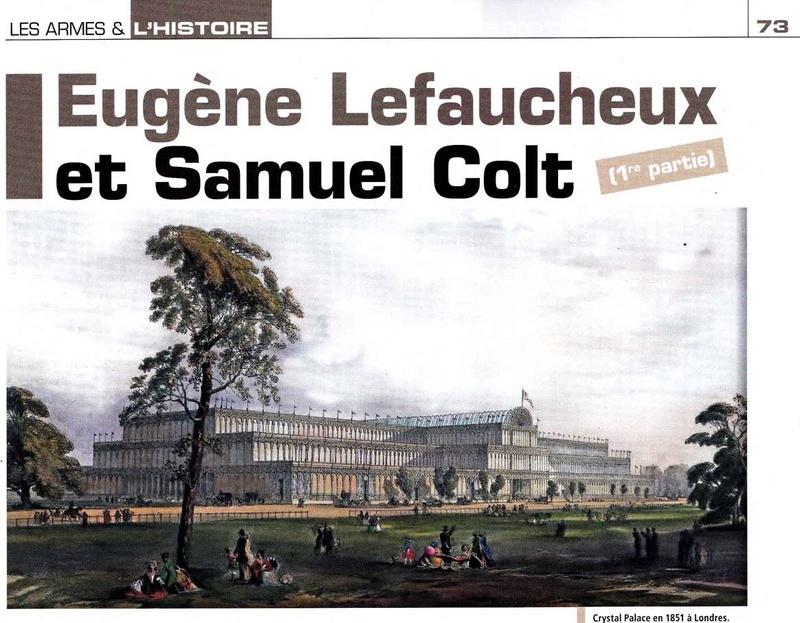 """Les relations entre """"Samuel Colt et Eugène Lefaucheux"""" Aa10"""