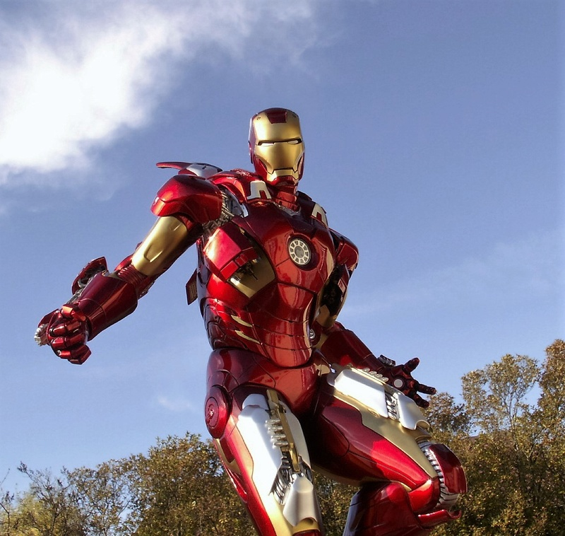 Premium Collectibles : Iron man MK VII - Page 5 Pict0014