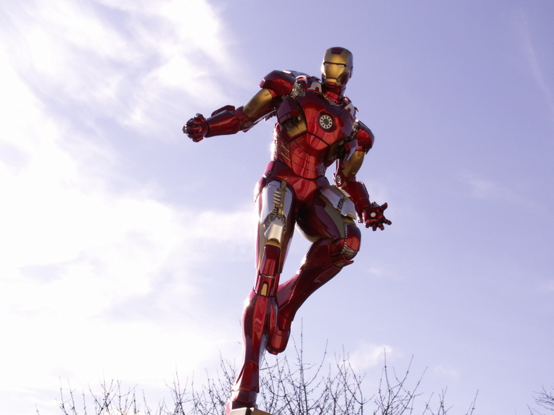 Premium Collectibles : Iron man MK VII - Page 5 Pict0016