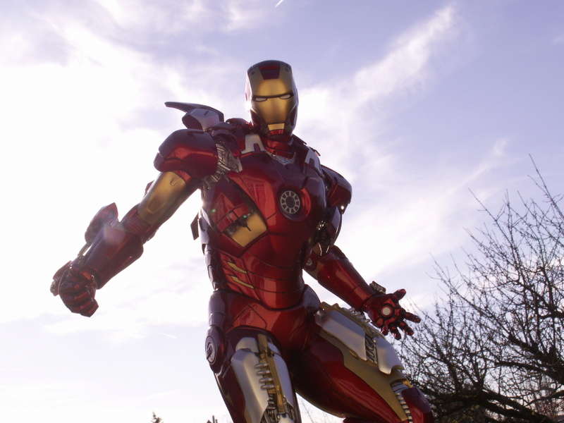 Premium Collectibles : Iron man MK VII - Page 5 Pict0017