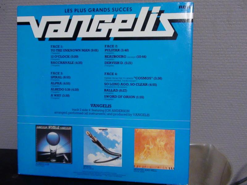 VANGELIS BEST OF Dsc00121
