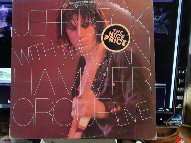 jeff beck with the jan hammer group live Dsc00169