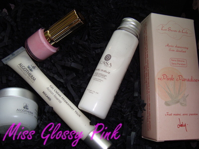 "[Septembre 2012] Glossybox ""September Issue"" Lamiss10"