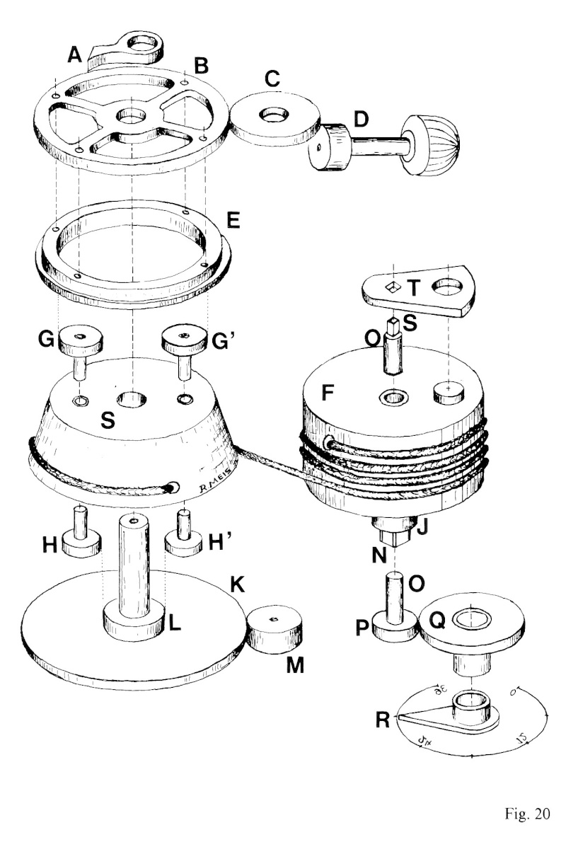 mecanisme de reserve de marche Fusee_10