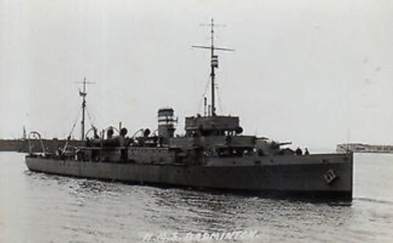 Ostende port militaire Badmin10