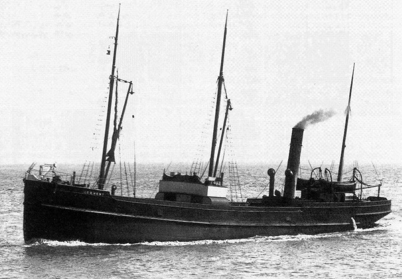 Navires marchands belges coulés lors de la 2ème guerre - Page 6 Margue11