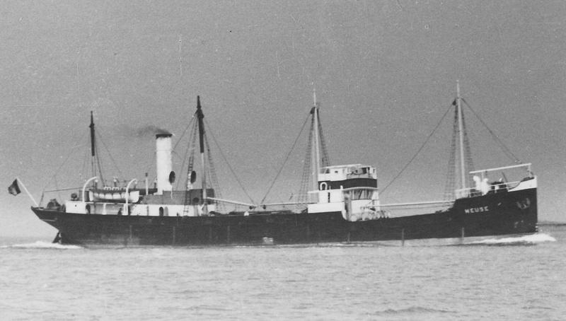 Navires marchands belges coulés lors de la 2ème guerre - Page 6 Meuse_10