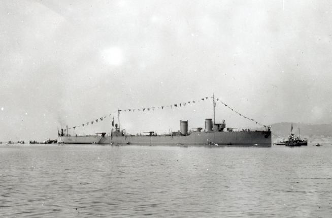 Ostende port militaire Tigre10