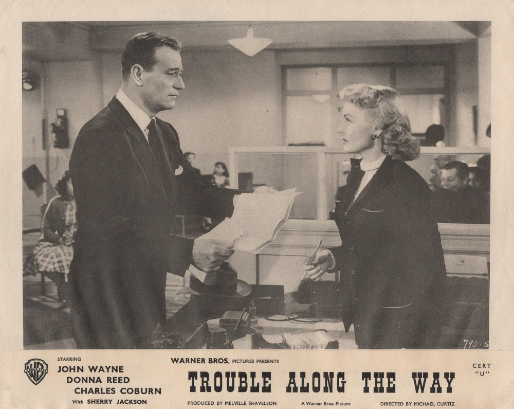 L'Homme de Bonne Velonté -  Trouble Along The Way - 1953 A_duk116