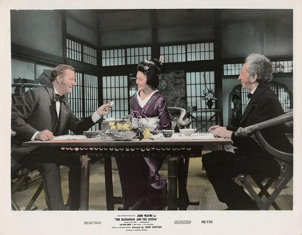 Le Barbare et la Geisha - The Barbarian and The Geisha -1958 A_duk151