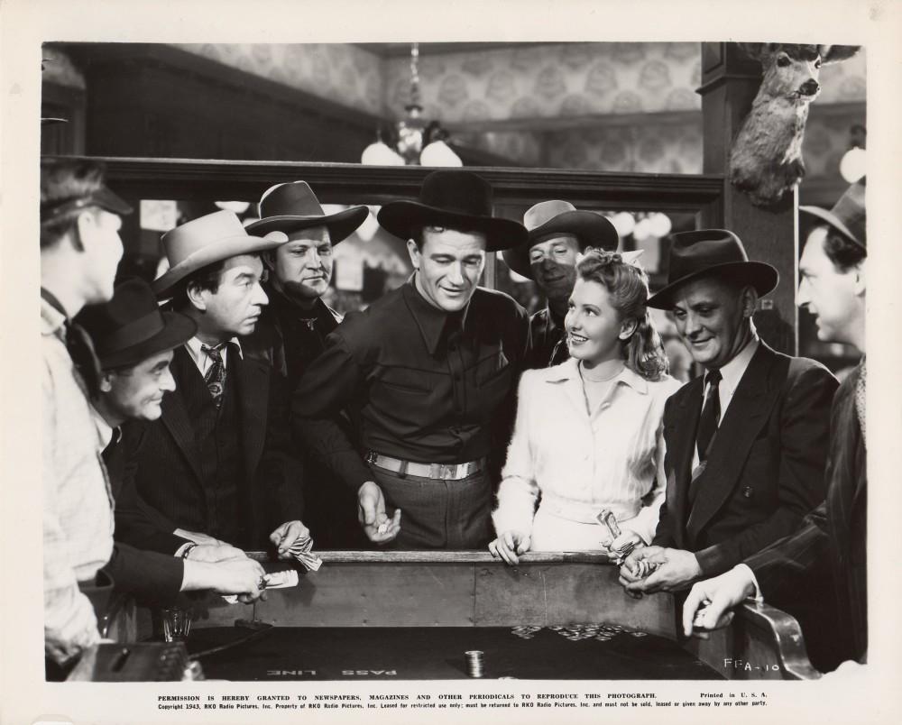 La Fille et son Cowboy - A Lady Takes A Chance - 1943 A_duk206