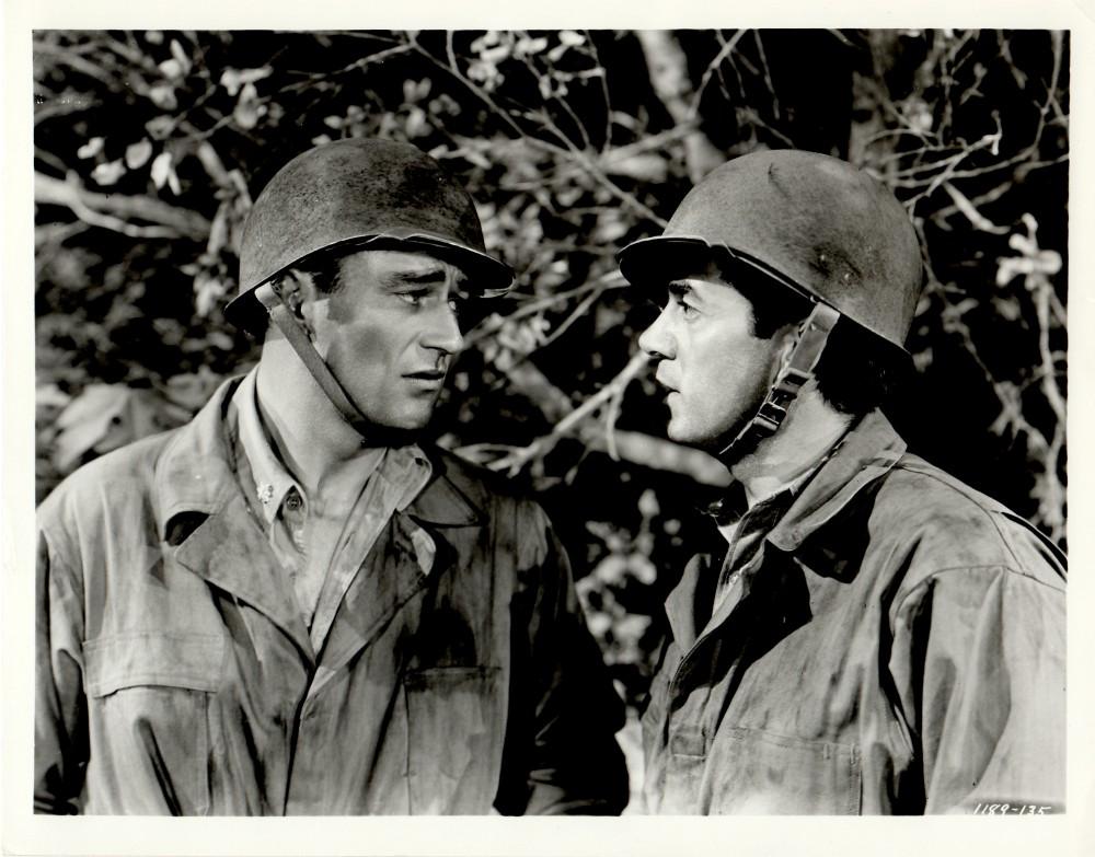 Alerte aux Marines - The Fighting Seabees - 1944 Duke_178