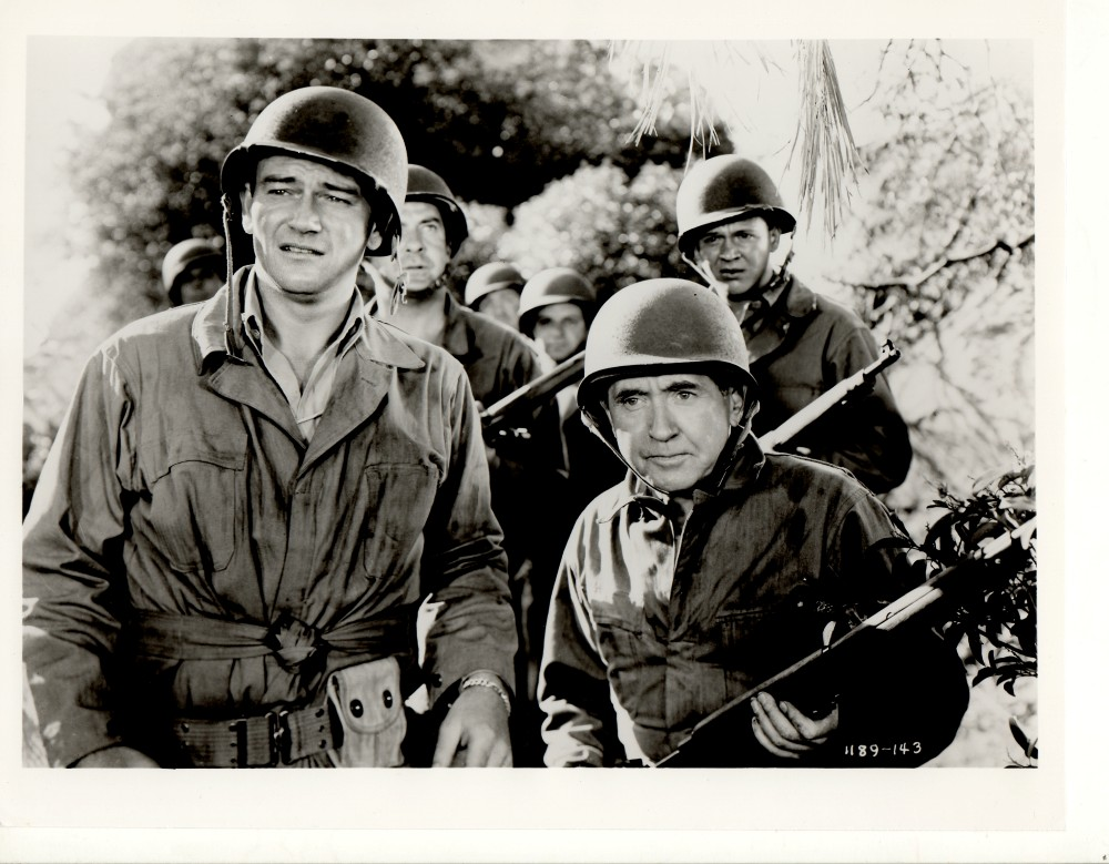 Alerte aux Marines - The Fighting Seabees - 1944 Duke_190